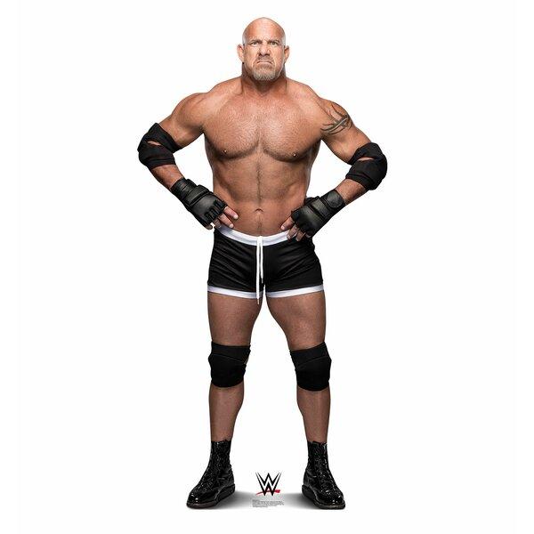 Goldberg (WWE) Standup by Advanced Graphics