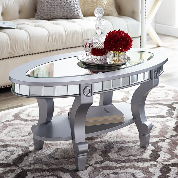 Raci Coffee Table by House of Hampton