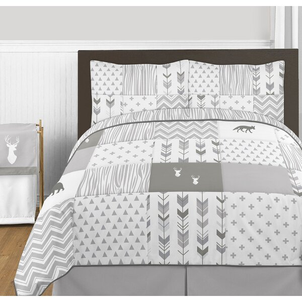 Woodsy Bedding Set by Sweet Jojo Designs