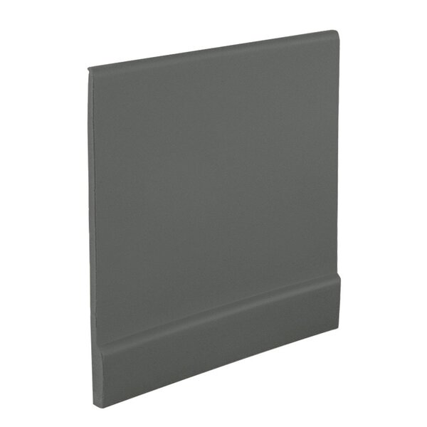2.75 x 720 x 4 Cove Molding in Charcoal by ROPPE