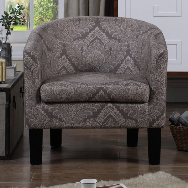 Berlingen Barrel Chair by House of Hampton House of Hampton®