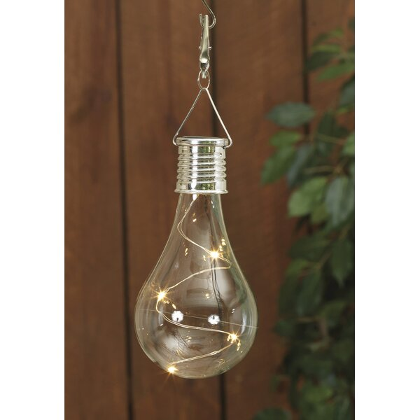 Solar Light Bulb (Set of 2) by Gerson International