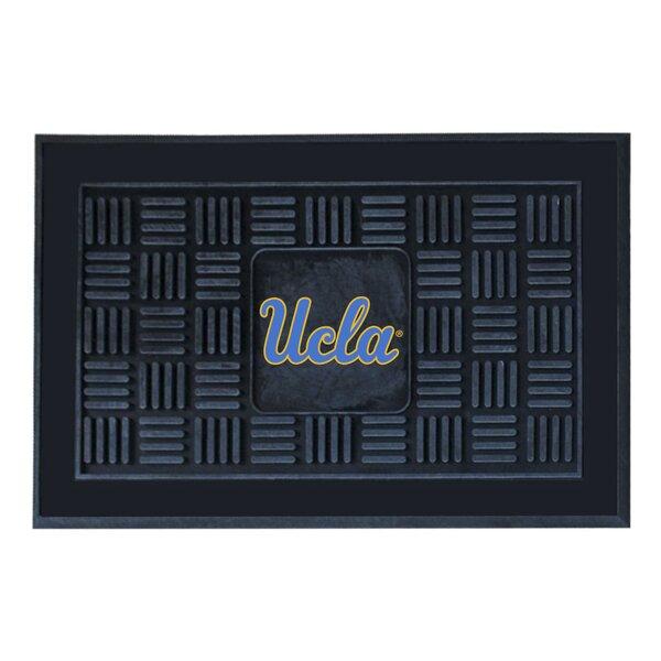 NCAA University of California - Los Angeles (UCLA) Medallion Door Mat by FANMATS