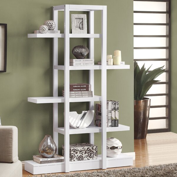 Etagere Bookcase by Monarch Specialties Inc.