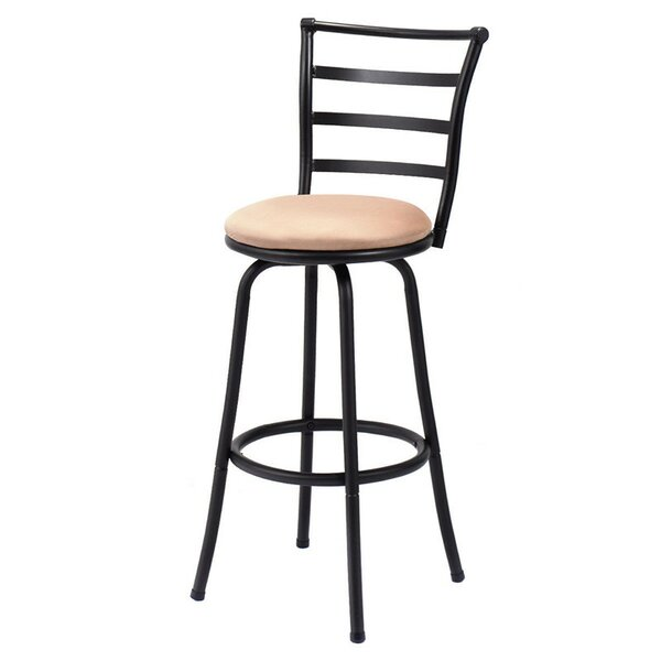 Jeremy 30 Swivel Bar Stool by Winston Porter