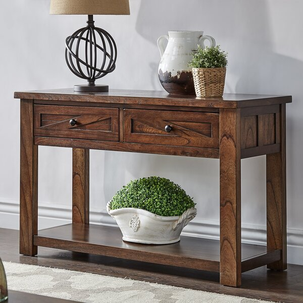Jordyn Console Table by Loon Peak Loon Peak®