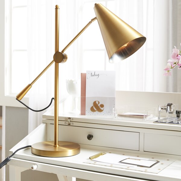 Ethan 26 Desk Lamp by Langley Street