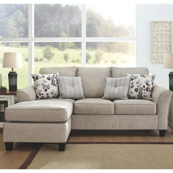 Valenzuela Sectional by Alcott Hill