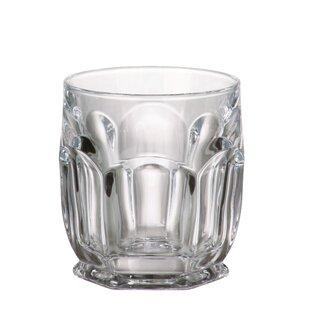 Safari 8 oz. Whiskey Glass (Set of 6) by Red Vanilla