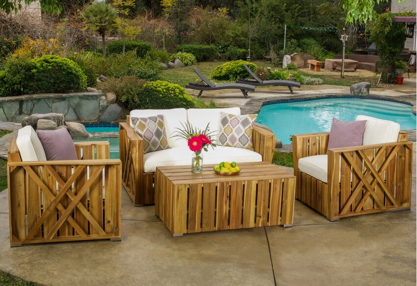 Patio Furniture Outdoor Dining And