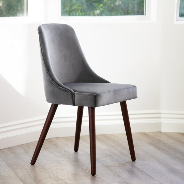 Palmyra Upholstered Dining Chair by Ivy Bronx