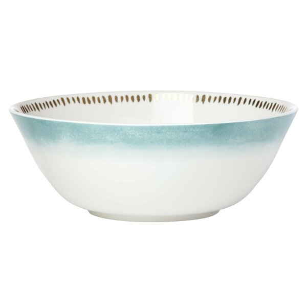 Goldenrod Serving Bowl by Lenox