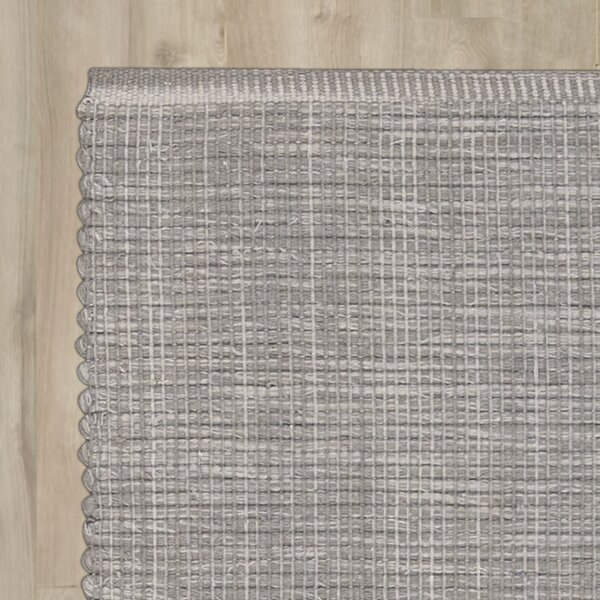 Westfield Gray Area Rug by Charlton Home