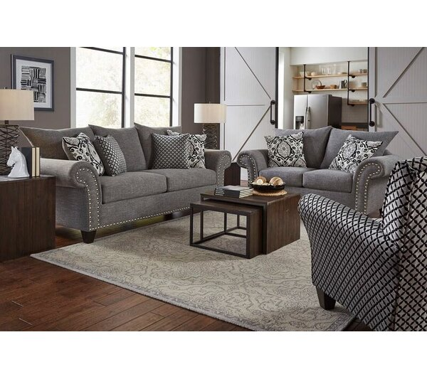 Wesson Configurable Living Room Set by Darby Home Co Darby Home Co