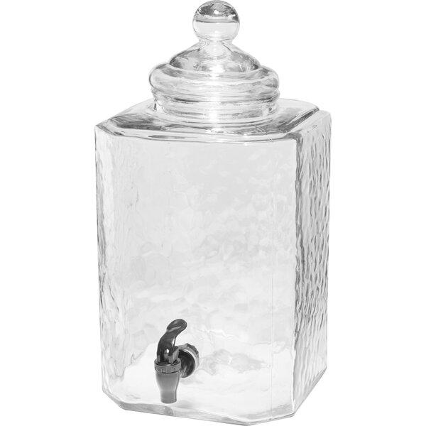 Shangri La 320 Oz. Beverage Dispenser by Circle Glass