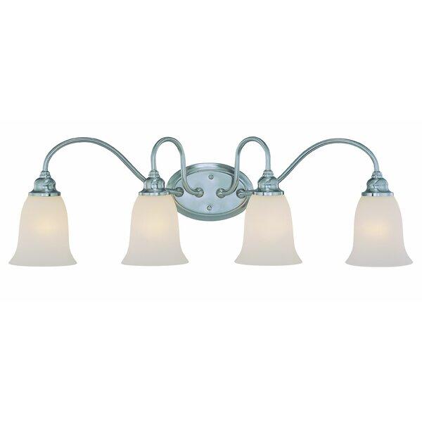 Charlemont 4-Light Vanity Light by Fleur De Lis Living