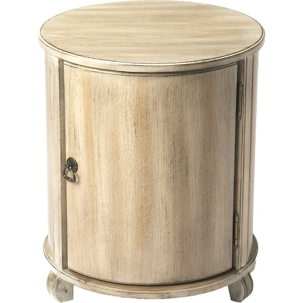 Barbery End Table by Astoria Grand