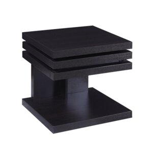 Violette End Table with Storage by Ivy Bronx