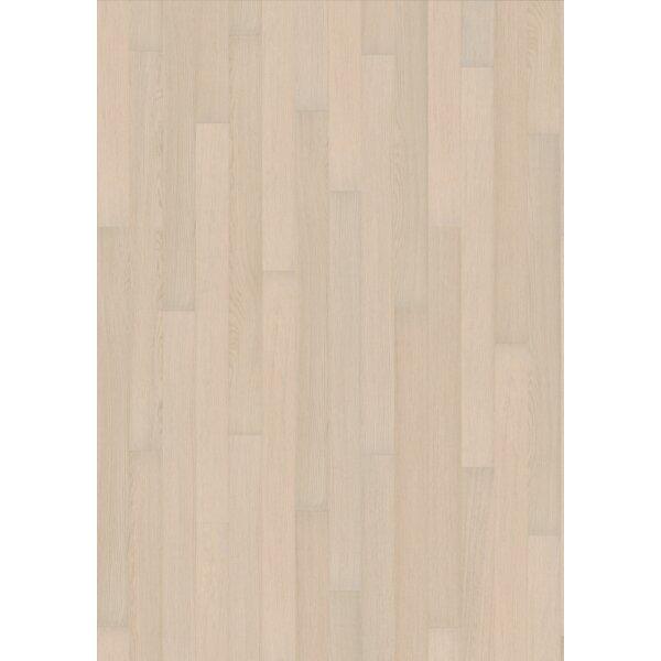 Linnea 6 Engineered Oak Hardwood Flooring in Dome by Kahrs