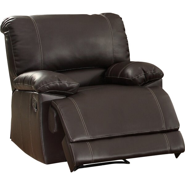 Edgar Manual Glider Recliner by Andover Mills