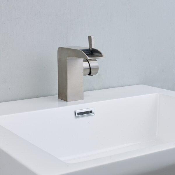 Jaida C.® Single Hole Bathroom Faucet By Eviva