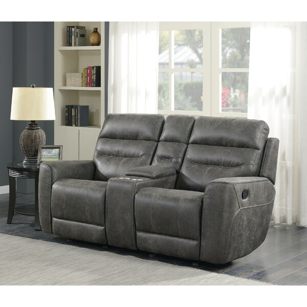Top Quality Weese Reclining Loveseat by Red Barrel Studio by Red Barrel Studio