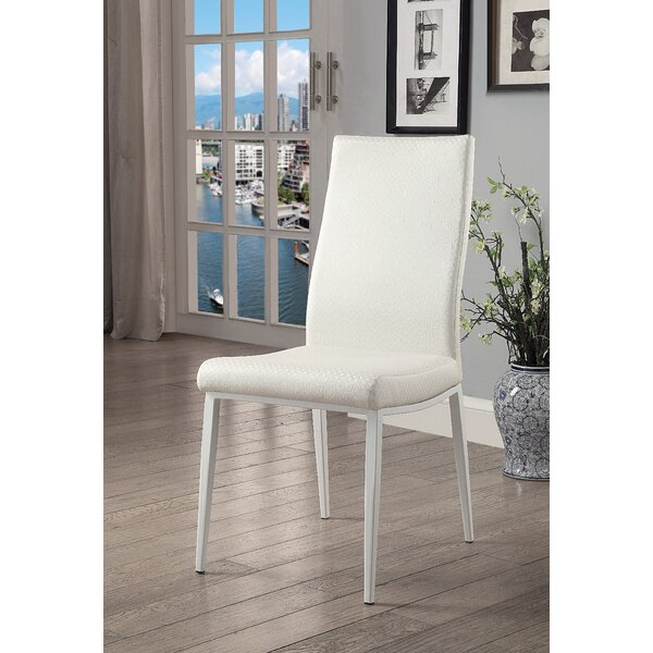 Juhl Upholstered Dining Chair (Set of 2) by Orren Ellis
