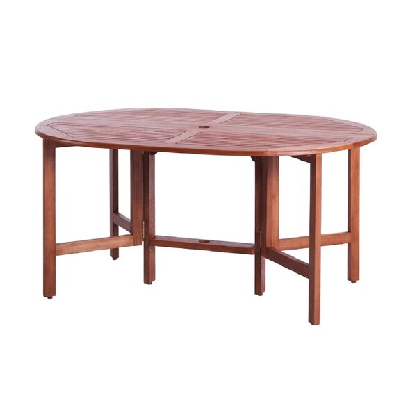 Phat Tommy Celebration Extendable/Folding Wood Dining Table by Buyers Choice