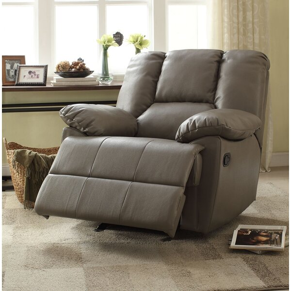 Owsley Manual Glider Recliner [Red Barrel Studio]