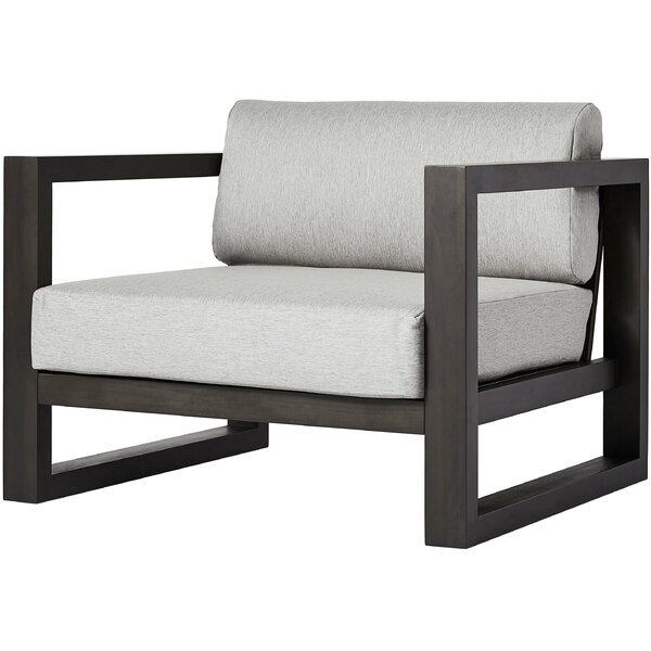 Alexandre Patio Chair with Cushions by Corrigan Studio