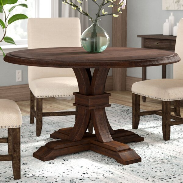 Lechlade Extendable Dining Table by Three Posts