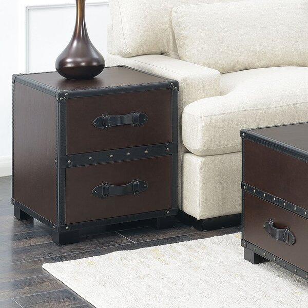 Elijah End Table By 17 Stories