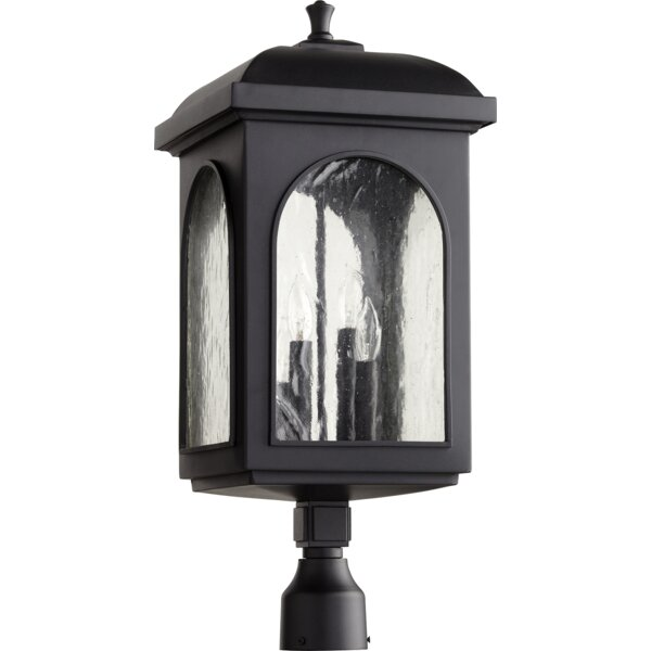 Pelletier Outdoor 4-Light Lantern Head by Gracie Oaks
