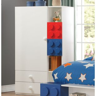 Hymes Armoire by Zoomie Kids