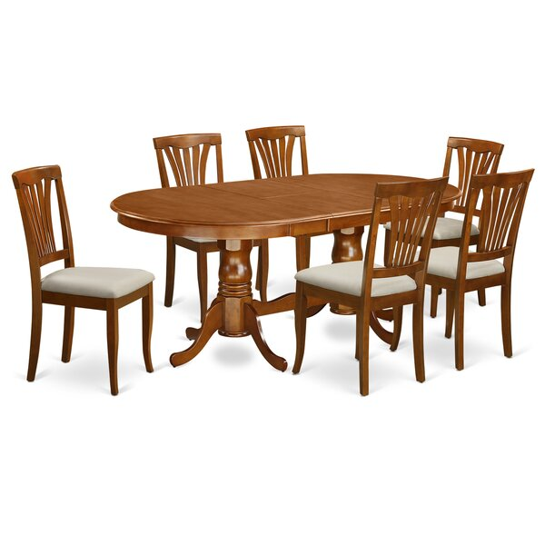 Germantown 7 Piece Extendable Dining Set by Darby Home Co