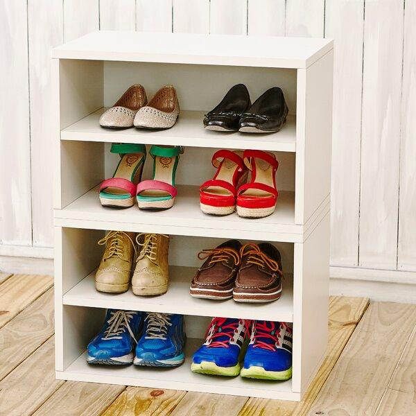 Florence Storage Standard Bookcase By Way Basics