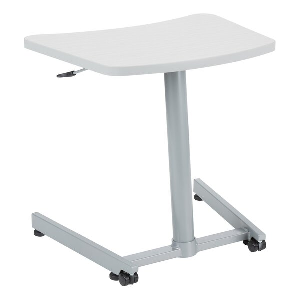 Profile Series Plastic 42 Collaborative Table by Learniture