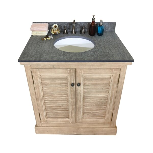 Wightman 31'' Single Bathroom Vanity Set by Breakwater Bay