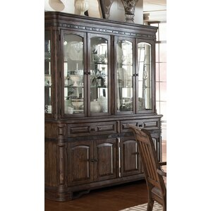 Brazos China Cabinet by Loon Peak