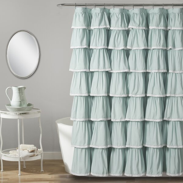 Upton Shower Curtain by Harriet Bee