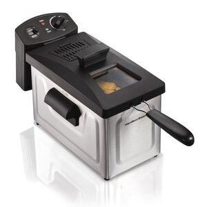 2.8 Liter Deep Fryer