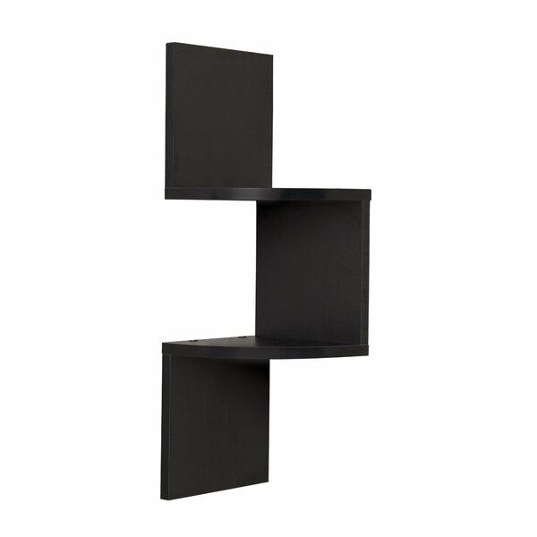 Laminated Wall Shelf by Benzara