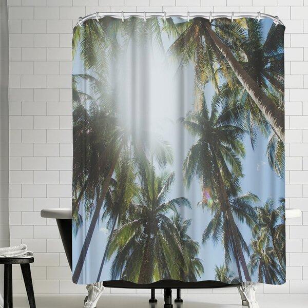 Luke Gram El Nido Philippines Shower Curtain by East Urban Home