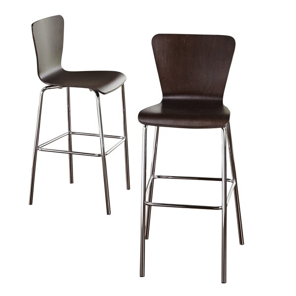 Ivan Bar Stool (Set of 2) by Latitude Run