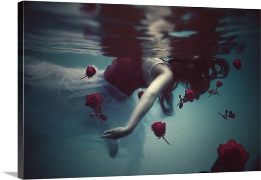 Limbo by Sukaria Nitihandawa Photographic Print on Canvas by Canvas On Demand