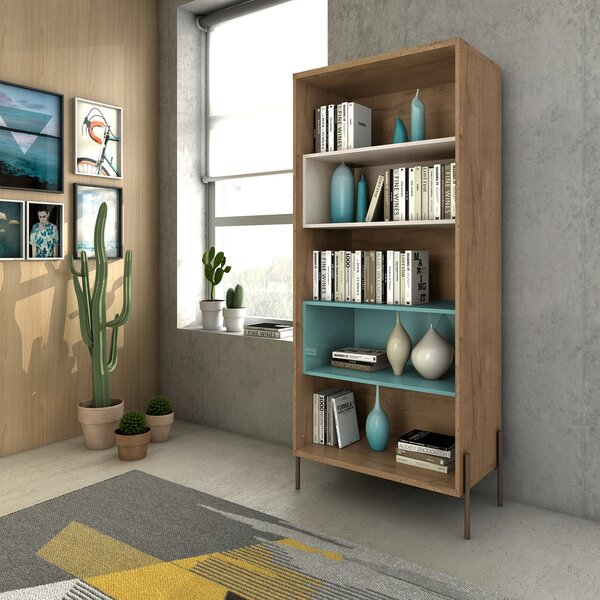 Armando Standard Bookcase by George Oliver