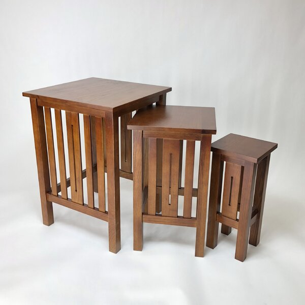 Folcroft 3 Piece Nesting Tables by Darby Home Co