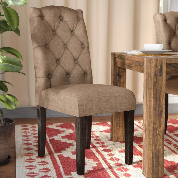 Colborne Upholstered Dining Chair (Set of 2) by Laurel Foundry Modern Farmhouse