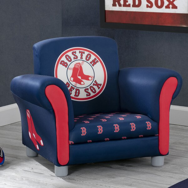 MLB  Boston Red Sox  Kids Chair by Delta Children