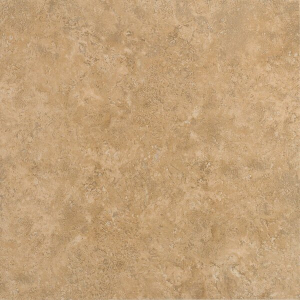 Delight 13 x 13 Ceramic Field Tile in Herby by Shaw Floors